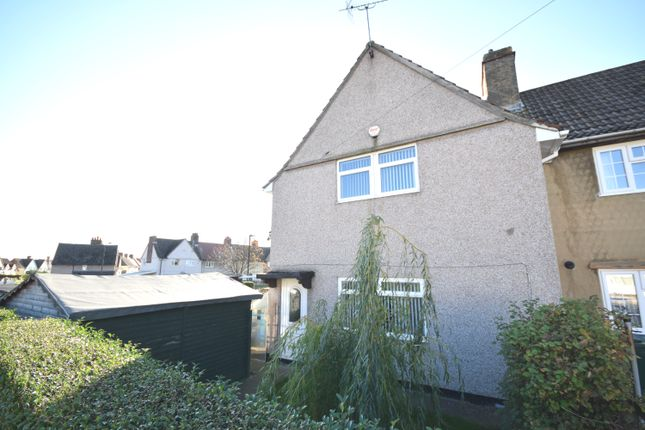 Thumbnail End terrace house for sale in The Crescent, Woodlands, Doncaster