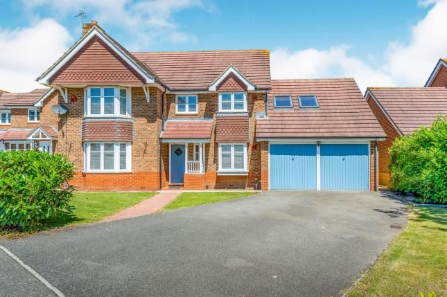 Thumbnail Detached house for sale in Chanctonbury, Ashington, Pulborough, West Sussex