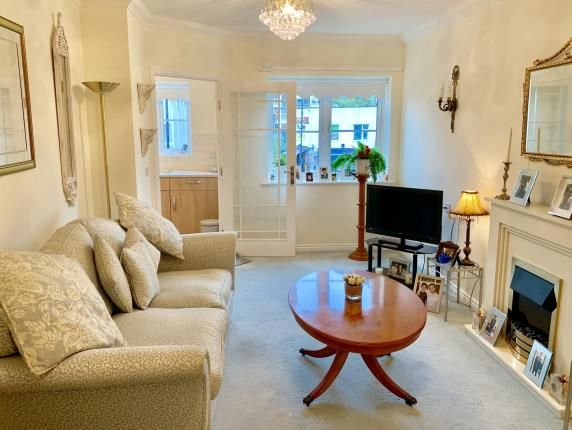 Lounge of Brindley Lodge, 2 Hope Road, Sale, Greater Manchester M33