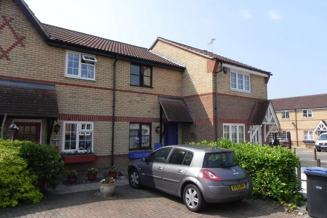 Thumbnail Terraced house to rent in Coalport Close, Church Langley
