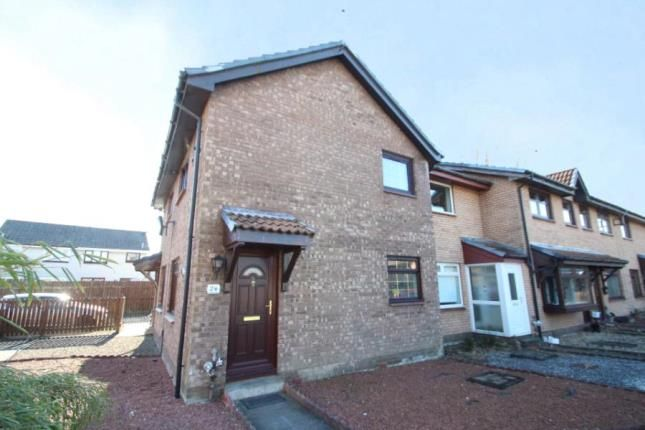 Thumbnail Terraced house for sale in Mansfield Way, Girdle Toll, Irvine, North Ayrshire