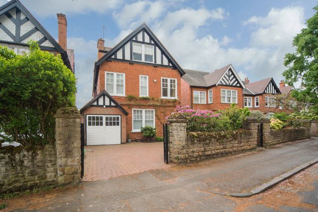 Detached house for sale in Esher Grove, Mapperley Park, Nottingham