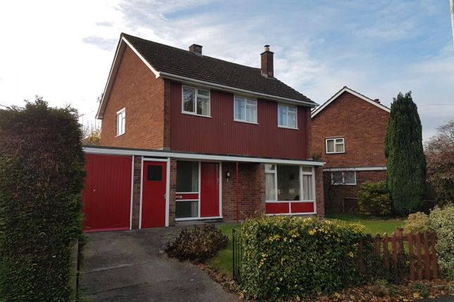 3 bed detached house for sale in 3 Kings Acre Road, Hereford, Oqj