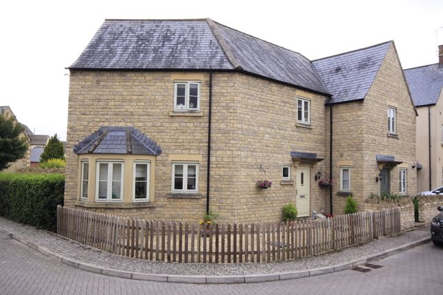 Thumbnail Semi-detached house to rent in Parry Close, Cirencester