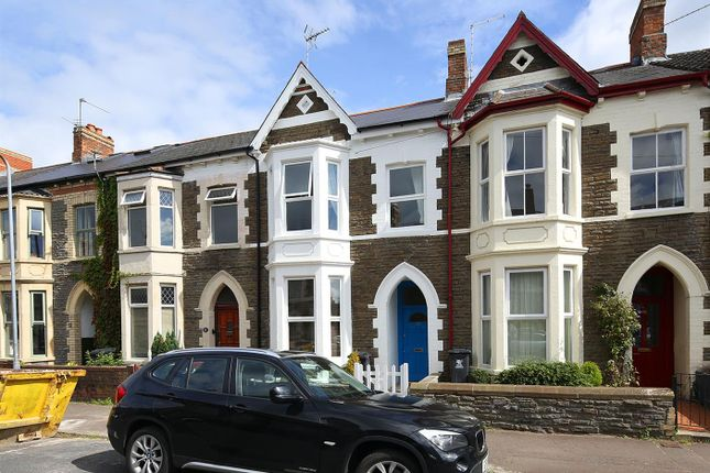 Thumbnail Property to rent in Llanfair Road, Pontcanna, Cardiff