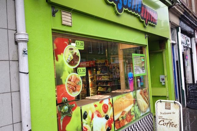 Thumbnail Commercial property for sale in Baguette Express- Edinburgh Franchise, 222 Gorgie Road, Edinburgh, Scotland