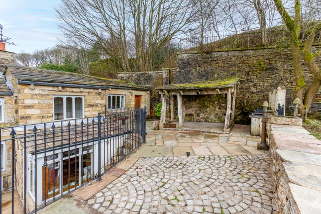 Thumbnail Semi-detached house for sale in Mereclough, Cliviger, Burnley