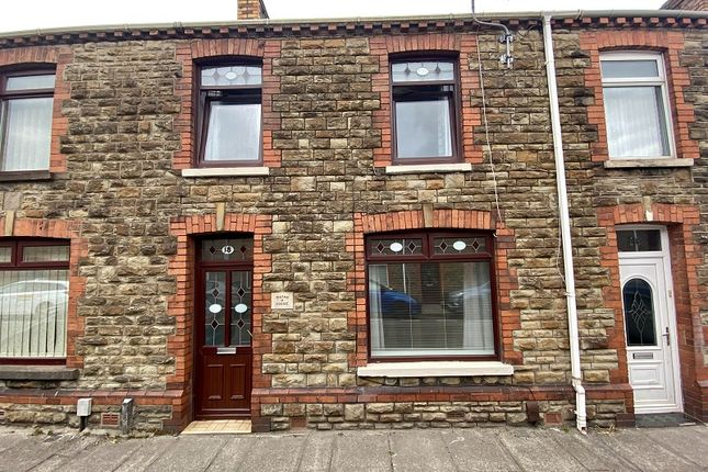 3 bed terraced house for sale in Carlos Street, Port Talbot, Neath Port Talbot. SA13