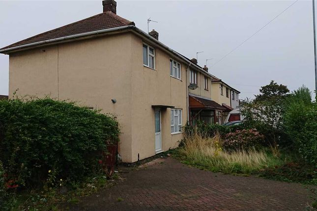 Thumbnail Semi-detached house for sale in Attlee Road, Bentley, Walsall