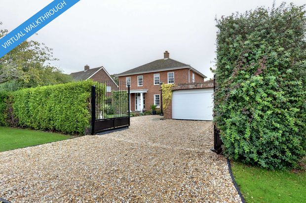 Thumbnail Detached house for sale in Royce Way, Chichester