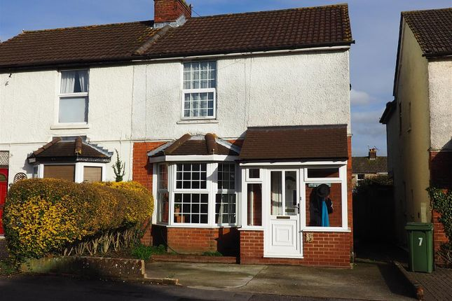 Thumbnail Semi-detached house for sale in Princes Road, Petersfield