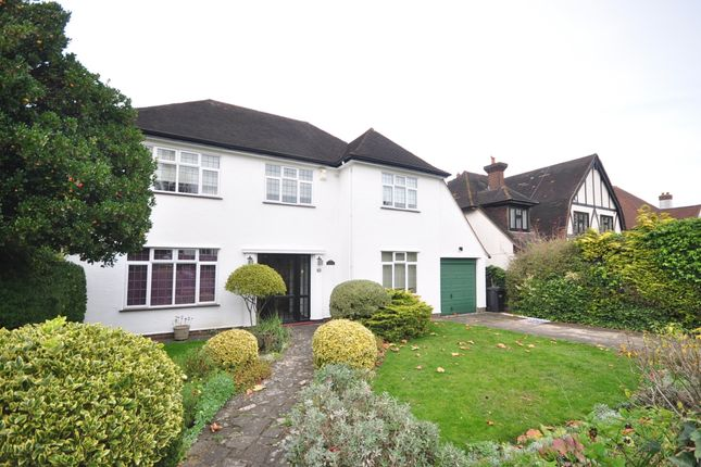 Thumbnail Detached house to rent in Fitzjames Avenue, Croydon
