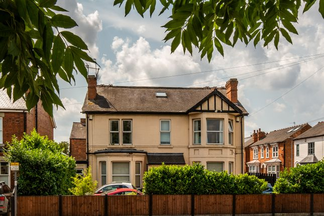 Thumbnail Detached house for sale in Radcliffe Road, West Bridgford, Nottingham