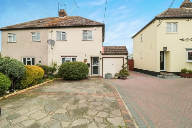Thumbnail Semi-detached house for sale in Ongar, Essex