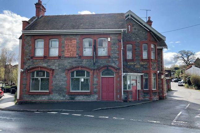 Thumbnail Commercial property for sale in Heywood Road, Pill, Bristol