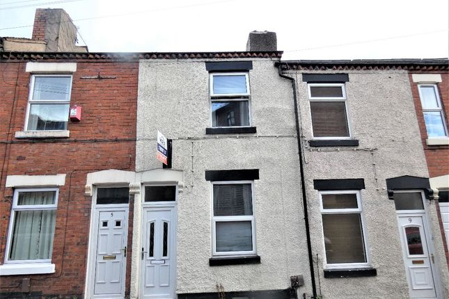 Thumbnail Shared accommodation to rent in Refinery Street, Newcastle-Under-Lyme