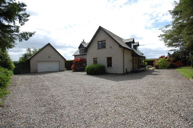 Thumbnail Detached house for sale in Muiry Hall, Urquhart, Elgin