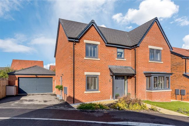 Thumbnail Detached house for sale in Cautley Drive, Killinghall, Harrogate, North Yorkshire
