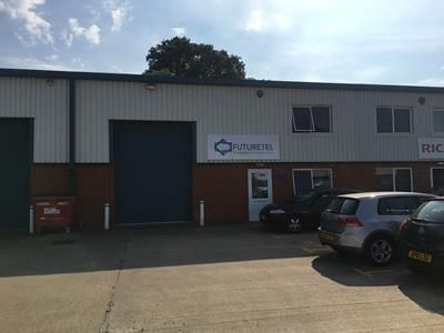 Thumbnail Business park for sale in Unit 10 Westlink, Belbins Industrial Estate, Cupernham Lane, Romsey, Hampshire
