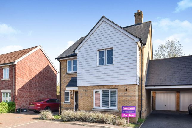 Thumbnail Detached house for sale in The Spinnaker, St Lawrence, Southminster