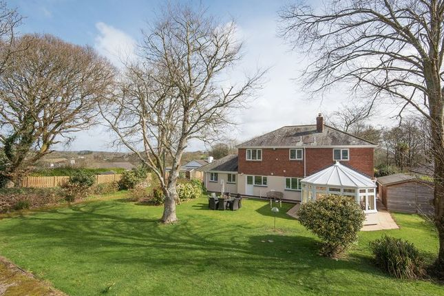 Thumbnail Property for sale in St. Pirans Hill, Perranwell Station, Truro