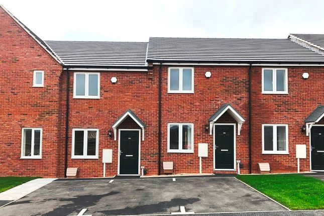 Terraced house for sale in Buttercup Fields, Tickow Lane, Shepshed