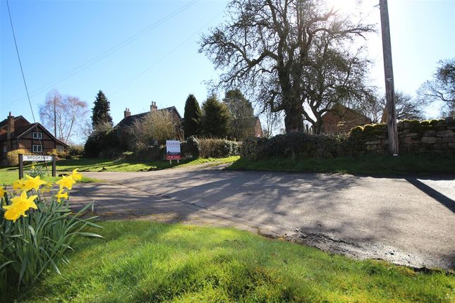 Thumbnail Land for sale in Brookside Farm, Off Rectory Lane, Breadsall
