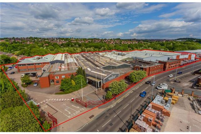 Thumbnail Warehouse for sale in 200, Scotia Road, Stoke-On-Trent, Stoke-On-Trent