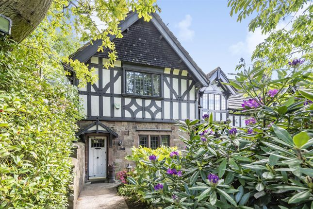 Thumbnail End terrace house for sale in The Green, Worsley, Manchester
