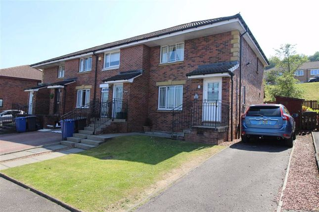 Thumbnail 2 bedroom end terrace house for sale in Gibson Street, Greenock