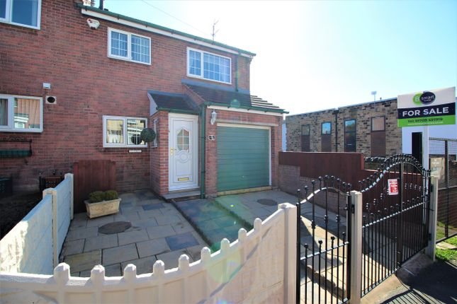 3 bed town house for sale in Hampden Road, Mexborough S64