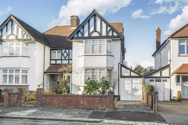 Thumbnail Semi-detached house for sale in Lillian Avenue, London