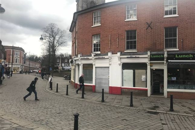 Thumbnail Retail premises to let in 5 Corn Market, High Wycombe