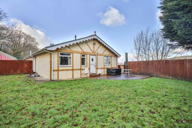 2 bed detached bungalow for sale in Tavern Y Coed, Tonteg, Pontypridd CF38