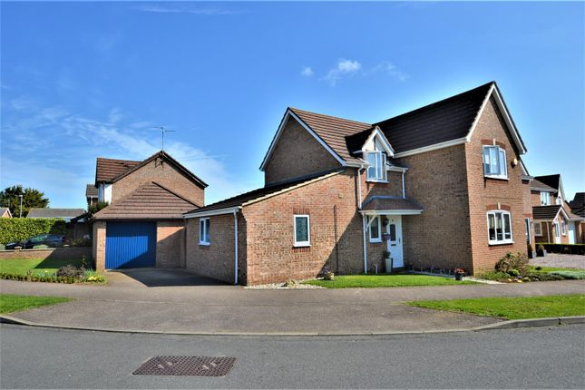 Thumbnail Detached house for sale in Dundee Drive, Stamford