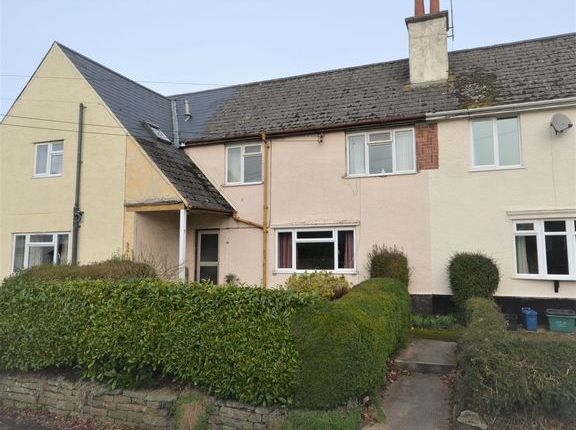 Thumbnail Terraced house for sale in Barton Road, Tiverton