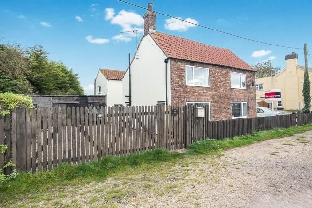 Thumbnail Detached house for sale in Drainside, New Leake, Boston, Lincolnshire