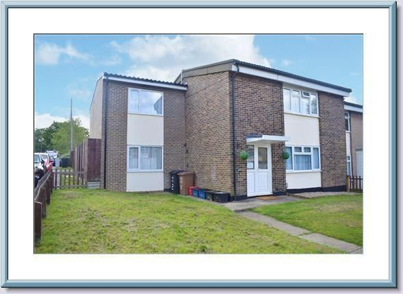 Thumbnail End terrace house for sale in Shephall View, Stevenage, Hertfordshire, England