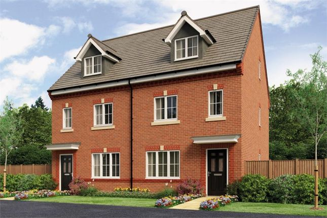 "Thumbnail Mews house for sale in ""Rolland"" at Smethurst Road, Billinge, Wigan"