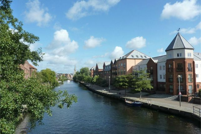 Thumbnail Flat for sale in Sidestrand, Wherry Road, Norwich, Norfolk