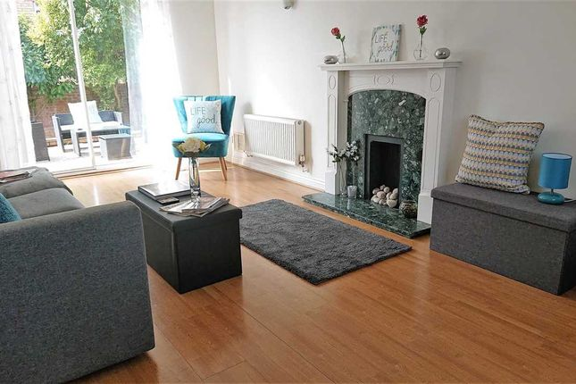 Thumbnail Detached house for sale in Saxby Road, Chippenham