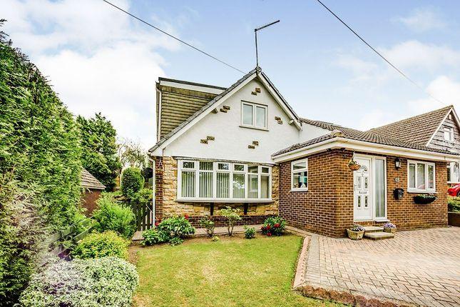 Thumbnail Bungalow for sale in Pilling Lane, Scissett, Huddersfield, West Yorkshire