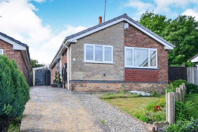 Thumbnail 3 bed bungalow for sale in Westhill Park, Mansfield Woodhouse, Mansfield, Nottinghamshire