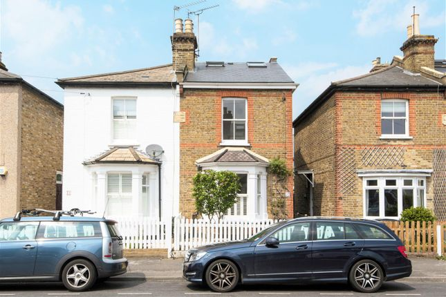 Thumbnail Semi-detached house to rent in Windsor Road, Kingston Upon Thames