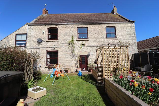 Thumbnail Farmhouse for sale in Hall Villa Lane, Bentley, Doncaster