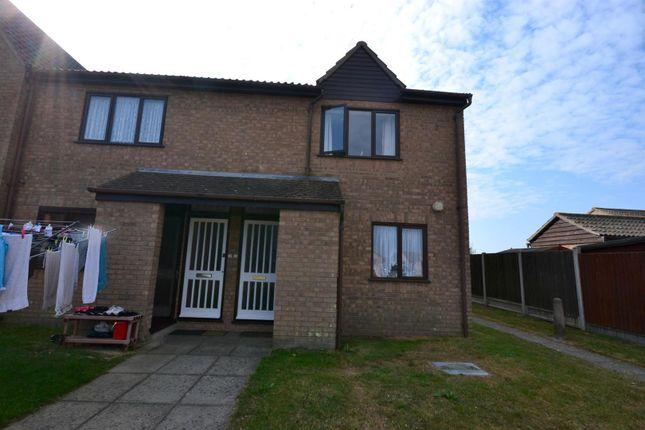 Thumbnail Maisonette to rent in Saxmundham Way, Clacton-On-Sea