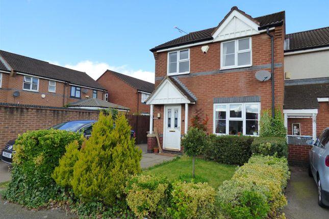 Thumbnail Semi-detached house for sale in Bordesley Green, Birmingham