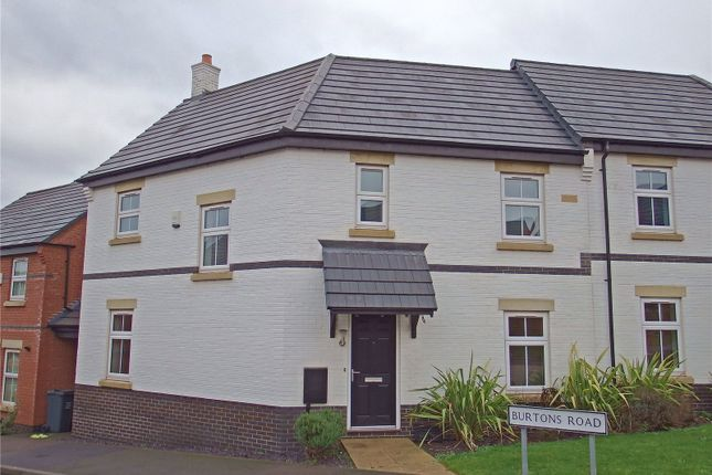 Picture No. 02 of Burtons Road, Rothley, Leicester, Leicestershire LE7
