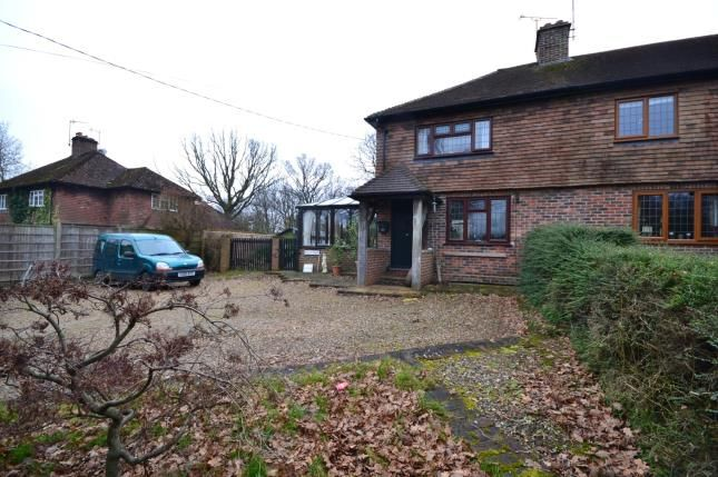Thumbnail Semi-detached house for sale in Sheepstreet Lane, Etchingham, East Sussex