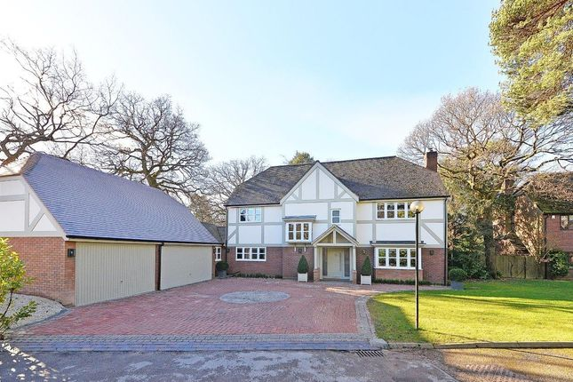 Thumbnail Detached house for sale in Cherrywood Way, Little Aston, Sutton Coldfield